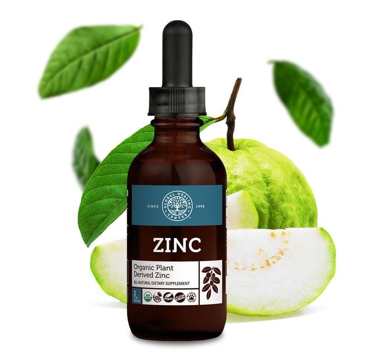 Liquid Zinc bottle