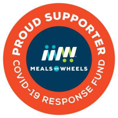 Meals on Wheels Supporter logo