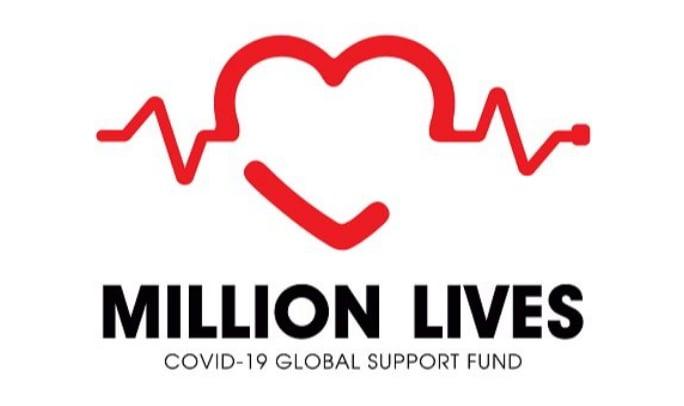 Million Lives Supporter logo