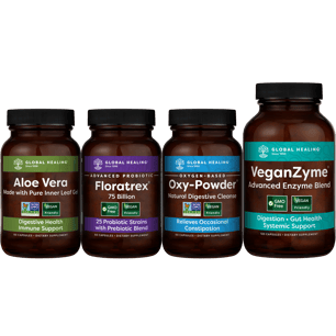 Gut Health Kit - Complete Gut Health Supplements - 30 Day Cleanse
