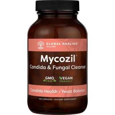 Mycozil (120 Capsules) - Bottle