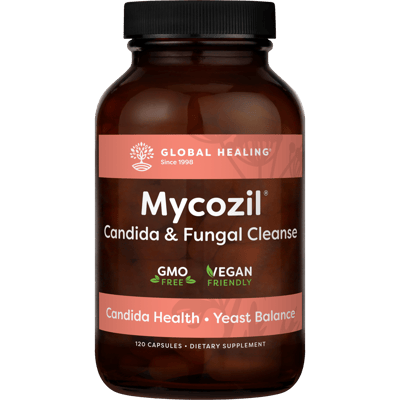 Mycozil (120 Capsules) - Bottle