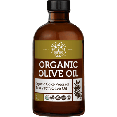 Organic Olive Oil (6 fl oz) - Bottle