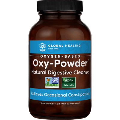 Oxy-Powder (120 Capsules) - Bottle