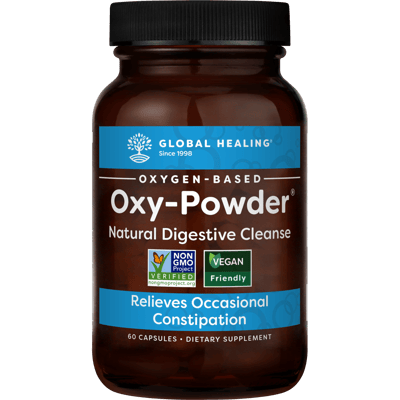Oxy-Powder (60 Capsules) - Bottle