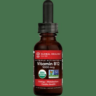 Vitamin B12 (1 oz) - Bottle