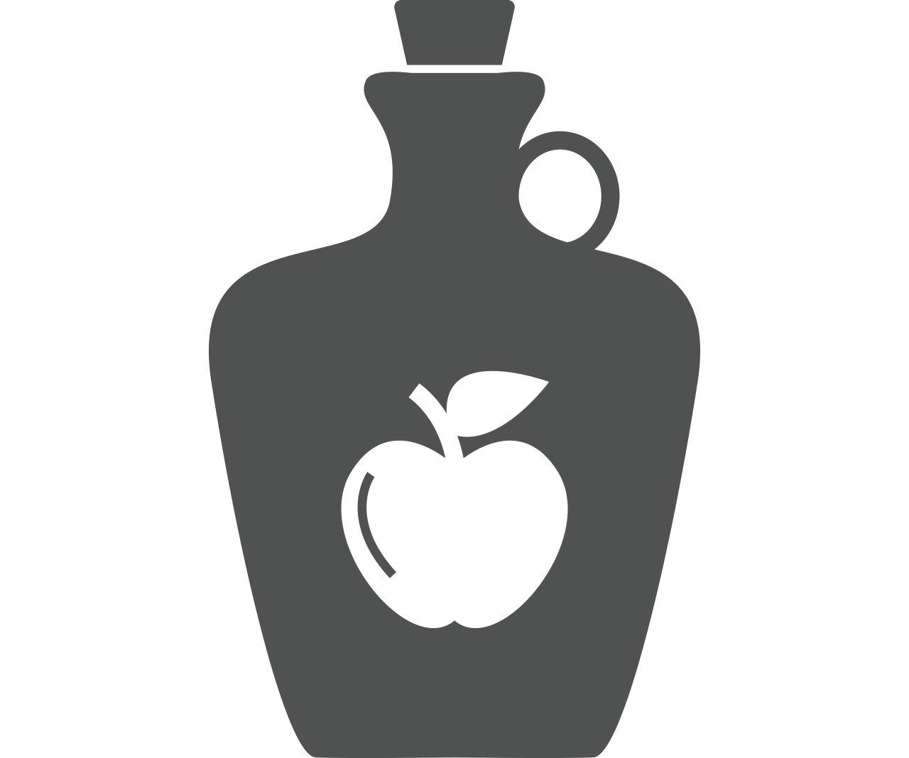 Ingredient for Organic Raw Apple Cider Vinegar