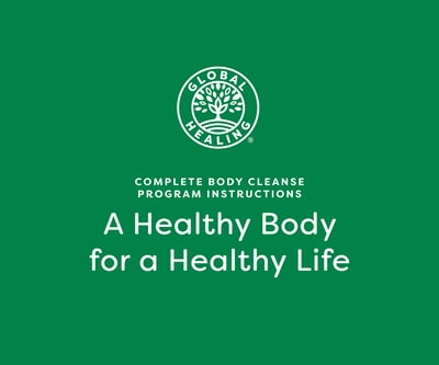 Detailed Instructions (Complete Body Cleanse Program)