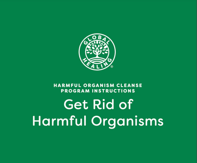Detailed Instructions (Harmful Organism Cleanse Program)