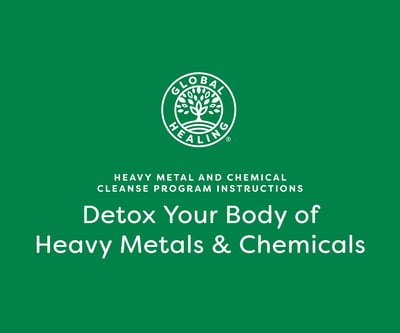 Detailed Instructions (Chemical and Heavy Metal Cleanse Program)