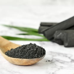 A spoonful of activated charcoal